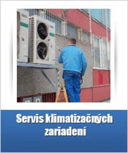 Servis klimatizačných zariadení