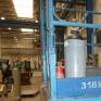 Oprava                                                      klimatizačného zariadenia - Výrobná hala, Kráľová  nad Váhom - Mitsubishi