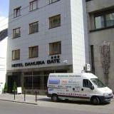 Hotel DANUBIA GATE Bratislava -                                                        klimatizácia zn. LG ART COOL