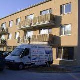 Novostavba bytový dom, Zálesie                                                         klimatizácia zn. LG NEO PLASMA