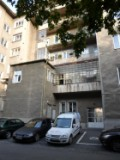 Bytový dom, Račianska ul., Bratislava-Toshiba