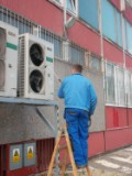 Servis                                                       klimatizačných zariadení-Bratislava