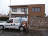 Rodinný dom - Čerešňová, Nové Zámky - montáž ventilátora