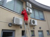 Servis                                                      klimatizačných zariadení - Obchodný dom, Šala