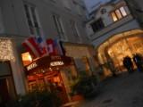 Servis                                                    klimatizačných zariadení - Hotel Austria, Wolfengasse,Viedeň