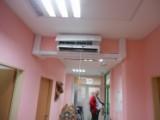 Servis                                                    klimatizačných zariadení - Poliklinika, Mnoheľova, Poprad
