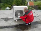 Servis                                                    klimatizačných zariadení - Rodinný dom, Konopná, Veľké Kosihy