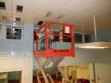 Nemocnica Philippa Pinela Pezinok - čistenie VZT potrubia