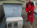 Servis                       klimatizačných zariadení - SLOVANET a.s. Západ, Stred