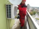 Servisné práce                       klimatizačných zariadení - SLOVANET a.s. - Východ