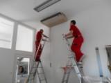 Montáž                 klimatizačnej jednotky Viedeň