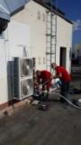 Montáž klimatizačnej jednotky Continental Matador Púchov